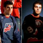 """With the 2004-05 season lost to a lockout, DiPietro makes four appearances for Team USA at the World Championships in May 2005 and plays brilliantly. In September, the Isles give him a new one-year, $2.5 million deal and he has his best campaign yet. Besides backstopping Team USA at the 2006 Winter Olympics, he finishes in the NHL's top 10 in saves (7th), games (63), and minutes (3,571:35), sharing the league lead with eight shootout wins while posting a 30-24-0-5 record with a 3.02 GAA and .900 save pct.  Unfortunately, the Isles fail to make the playoffs. """"Most people thought he was going to be the U.S. Olympic goalie [for years to come] and one of the elite goalies in the NHL,"""" Red Wings GM Ken Holland later tells SI's Sarah Kwak.    CLICK HERE   to read Stephen Cannella's """"Islanders counting on highly touted young goaltender"""" (SI 10.03.05)"""