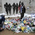 Penn State Reacts To Paterno's Death