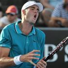 Isner lost a five-setter to Feliciano Lopez in the third round, leaving the United States without a man in the Australian Open fourth round for the first time in the Open Era.
