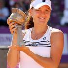 def. Simona Halep 7-5, 6-0 WTA Premier, Clay (Outdoor), $637,000 Brussels, Belgium