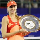 def. Maria Kirilenko 6-7 (4), 6-3, 6-3 WTA International, Hard (Outdoor), $220,000 Pattaya, Thailand