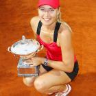 def. Li Na 4-6, 6-4, 7-6 (5) WTA Premier, Clay (Outdoor), $2,168,400 Rome