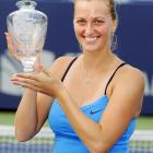 def. Maria Kirilenko 7-6 (9), 7-5 WTA Premier, Hard (Outdoors), $637,000 New Haven, Conn.
