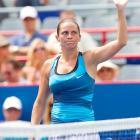 def. Jelena Jankovic, 7-5, 6-3 WTA International, Hard (Outdoors), $220,000 Grapevine, Texas