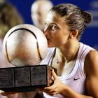 def. Flavia Pennetta 5-7, 7-6 (2), 6-0 WTA International, Clay (Outdoor), $220,000 Acapulco, Mexico