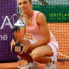 def. Dominika Cibulkova 6-2, 6-2 WTA International, Clay, $220,000 Barcelona