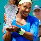 def. Lucie Safarova 6-0, 6-1 WTA Premier, Clay, $740,000 Charleston, S.C.
