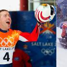 For the first time in 54 years, athletes slid on their bellies at the Winter Games. Skeleton made its comeback to the Olympic program, and Americans swept the gold medals. Jim Shea Jr., a third-generation Winter Olympian, memorably celebrated by pulling a picture from his helmet of his grandfather, Jack, who had died a month earlier. Tristan Gale won the first women's skeleton event, and, nine years later, had her gold medal briefly stolen.
