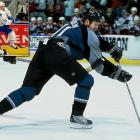 The No. 1 overall pick in 1990 and a five-time All-Star, Nolan announced his retirement on Feb. 7.  He hadn't seen action in the NHL since the 2009-10 season and hadn't played professionally since suiting up for a Swiss team last year.  The longtime San Jose Shark forward finished his 20-year NHL career with 422 goals and 463 assists in 1.200 games.