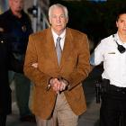 Following a three-year investigation that yielded a sexual scandal that rocked the very foundations of Penn State University, collegiate athletics and the entire country, Jerry Sandusky, former assistant football coach of the Nittany Lions, was convicted on 45 of 48 possible counts of child sex abuse. After formal charges were brought in early-November 2011, the jury took just one day to decide the 68 year old's fate once closing arguments of the 14-day trial wrapped up on June 21. With appeals pending, Sandusky currently awaits sentencing and faces a maximum of 442 years in prison. Penn State now prepares for a litany of civil lawsuits in an effort to speedily close this devastating chapter in its 157-year history.