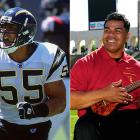 Junior Seau, a decorated 20-year NFL linebacker who retired in 2010, was pronounced dead in his Oceanside, Calif., home on May 2, in what police were calling an apparent suicide. His girlfriend discovered his body in bed that morning after she returned from the gym. Seau, who played for his hometown San Diego Chargers and the Miami Dolphins and New England Patriots, was voted to a Chargers-record 12 straight Pro Bowls and was a First-Team All-Pro six times.