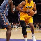 C, Los Angeles Lakers First All-Star nod