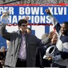 New York Giants Victory Parade