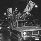 Super Bowl Fans Through The Years