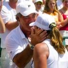 "Capriati has stood by his decision to allow his daughter to turn professional at age 13. He maintains that she ""was just like any other teenager and tennis had nothing to do with it,"" despite her arrests for shoplifting and possession of marijuana. While Jennifer apologized for those incidents,  Stefano said  he would ""do it exactly the same way again,"" referring to letting his daughter turn pro so young."