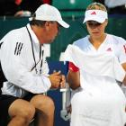 Dr. Lisicki introduced his daughter to tennis at age 7 after school and has coached her into a top-15 player.