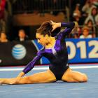 """""""It feels amazing to win my third American Cup,"""" Jordyn Wieber said after the competition. """"I'm really excited to get started with the Olympic year."""""""