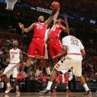 No. 2 Ohio State and No. 1 Syracuse battled back and forth, but ultimately the Buckeyes snagged their first Final Four berth since 2007 with a 77-70 win over the Orange in Boston.
