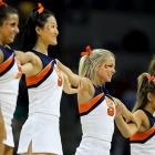 March Madness Cheerleaders