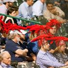 Rice fans have infielder Shane Hoelscher and crawfish on their minds while their hero bats against Arizona at Reckling Park in Houston. Rice, which always goes good with crawfish, won 5-1.