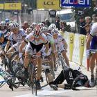 And so this week's installment comes to roughly the same conclusion as the first stage of this cycling event in Porto Vecchio, Southern Corsica.
