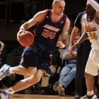 Phoenix's starting center played five games in the D-League in 2007-08, averaging 9.8 points per game during his brief stint with the Anaheim Arsenal.