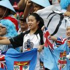 Rugby Superfans in Hong Kong