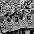 Sports Fans In The '80s