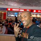 Marbury is constantly interacting with his more than 250,000 followers on Weibo, often posting candid photos from his travels around the country.