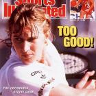 Graf started the '89 season with a win at the Australian Open, her second of four titles there. After grabbing the year's first major, Graf rattled off titles in Washington, D.C., San Antonio, Boca Raton and Hilton Head before finally falling to Gabriela Sabatini at Amelia Island.