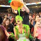 Refreshment is served at Nickelodeon's 25th Annual Kids' Choice Awards at Galen Center in L.A.