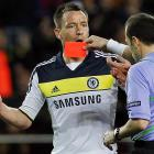 Run your yap and you'll have it duct-taped shut, as Chelsea's star learned much to his dismay during a Champions League second leg semifinal against Barcelona on April 24.