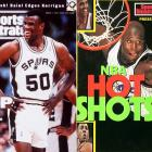"""To O'Neal's credit, he did win scoring titles in 1995 and 2000. But he came up on the wrong end of every close race in his career, the first of which came in his second season, when the Spurs and Magic both had games on the final day of the season. Robinson played first that day and entered with a four-point deficit. The Admiral erased it, as well as any doubt, with a career- and franchise-high 71 points (26-of-41 in 44 minutes) against the Clippers' formidable frontcourt of Elmore Spencer, Bob Martin and John Williams (not Hot Rod). No other Spur had more than eight points. O'Neal had 32 later that night against the Nets, giving Robinson the title, 29.79 to 29.35. """"I heard that no defense was played,"""" O'Neal said of the Spurs' finale to the<italics> Associated Press</italics>. """"No triple teams occurred and they ran every play to [Robinson]. If that would happen down here, I would have 70 points, too."""""""