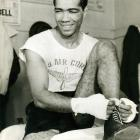 """A member of boxing's """"Black Murderers' Row"""" -- a collection of nine highly rated contenders of the 1940s and '50s among the most avoided fighters of their generation -- Kid was never given a world title shot. He will be inducted to the International Boxing Hall of Fame in 2012."""