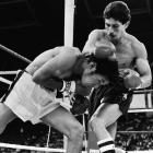 """A world champion at three weights, """"Bazooka"""" Gomez was at his best at the 122-pound division, where he made 18 title defenses between 1977 and '83."""