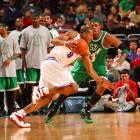 Classic Photos of Celtics-76ers Rivalry