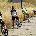 The peloton did its best to irrigate Tracy, California during Stage 3.