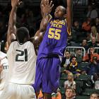 The slender swingman can score, and his task during predraft camps and workouts is to prove that he can fill it up against players from major conferences. Murphy led the Ohio Valley's Tennessee Tech with 20.6 points a game, including a school-record 50-point performance againstSouthern Illinois-Edwardsville. He's expected to be a second-round pick.