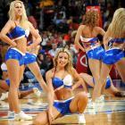 Philadelphia Sixers Dancers