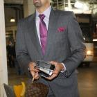 Style Watch: NBA Stars Arriving At Arena
