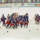 """The first playoff meeting between the teams went the distance.  The Presidents' Trophy-winning Rangers emerged victorious, but Devils goalie Martin Brodeur said the seeds of his deep, ongoing dislike of the Blueshirts were planted. """"We had big brawls and everything,"""" Brodeur recalled to NJ.com. """"Mike Richter and (John) Vanbiesbrouck were there [playing goal] with the Rangers. I was on the bench and in the locker room. I got to hate the Rangers early on."""""""