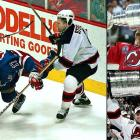 From 1997 through 2001, the Devils had an unbeaten streak of 23 regular season games against the Rangers. During that time, the Devils went undefeated against their rivals in a season series for the first time (4-0 with two ties in 1997-98) and won their second Stanley Cup, in June 2000. The following season, they lost in the final to Colorado, but captured their third in 2003, with current Ranger Mike Rupp scoring the Cup-winning goal.