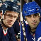 Making deals with former Devils hasn't always worked well for the Rangers. In 2002, New York gave center Bobby Holik a five-year, $45 million contract and had to buy out his final three seasons. In 2007, they handed center Scott Gomez a seven-year, $51.5 million deal. His appearance in blue during the teams' meeting in the first round of the 2008 playoffs drew loud boos from the Devils' home crowds. Gomez was such a bust as a Ranger that he was offloaded to Montreal in a June 2009 trade that yielded some consolation: current defenseman Ryan McDonagh.