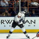 """The Kings and the NHL landscape were changed dramatically when the Great One was sent to LA in """"The Trade"""" on August 9, 1988: Gretzky, Marty McSorley and Mike Krushelnyski from Edmonton for Jimmy Carson, Martin Gelinas, $15 million and first-round picks in 1989, 1991 and 1993. Gretzky spent eight seasons with the Kings, leading them to the 1993 Stanley Cup Final against Patrick Roy and the Canadiens. Other Kings highlights: setting the team record for points in a season (168 in 1988-1989), passing Gordie Howe as the NHL's all-time points leader (reaching 1,851 on 10/15/89) and goals leader (802, on 3/23/94), and winning three scoring titles as well as the 1988-89 Hart Trophy as league MVP."""