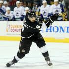After a lengthy period of tenuous negotiations, GM Dean Lombardi signed his star defenseman to a new eight-year, $56 million contract on September 30, just before the start of the regular season.  Doughty, at just 22 years old, is the cornerstone of LA's defense, having scored more points than any other Kings blueliner since his NHL debut four seasons ago.