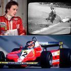 Formula 1 driver Gilles Villeneuve died in a car crash during qualifying for the Belgian Grand Prix.