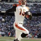 The Bengals wide receiver died when he fell out of a moving truck driven by his fiancee while the two were engaged in a domestic dispute.