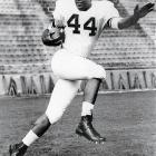 The first African-American athlete to win the Heisman Trophy, Davis was the No. 1 overall pick in the 1962 NFL draft, but died from leukemia before he could play a single down in the NFL.