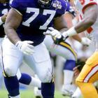 Stringer, a standout Vikings offensive lineman, died from complications brought on by heat stroke at the Vikings training camp in 2001.  His death brought awareness to the dangers of heat stroke, and encouraged NFL teams to make major changes to their training camp policies.