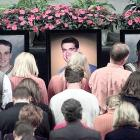 Players Nate Fleming and Dan Lawson and six officials associated with Oklahoma State's men's basketball team died when their plane went down in Byers, Colo.